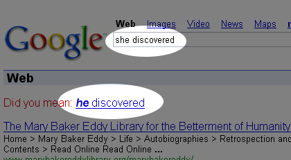 Who discovered?
